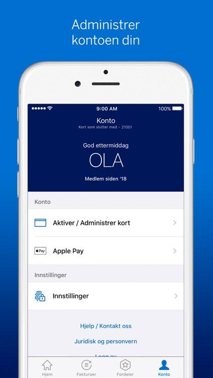 Amex Norge screenshot-5