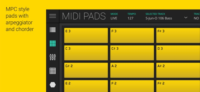 LK - for Ableton Live & Midi on the App Store