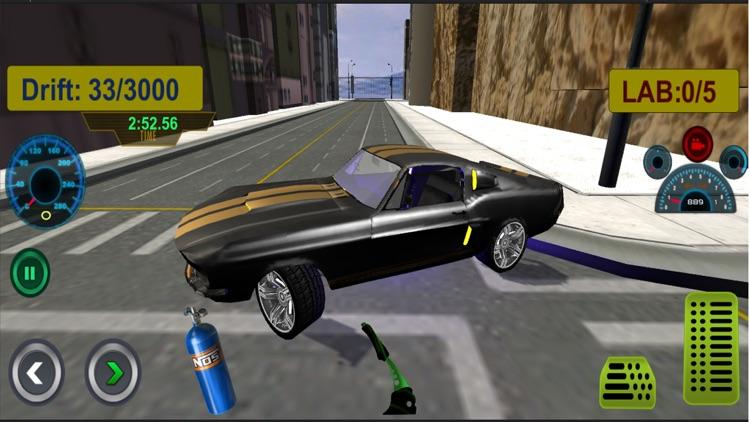 New Drift Real Desert Rally screenshot-4
