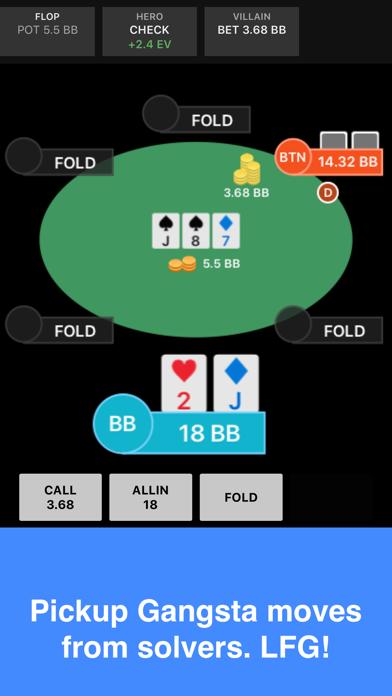 Postflop+ GTO Poker Trainerのおすすめ画像8