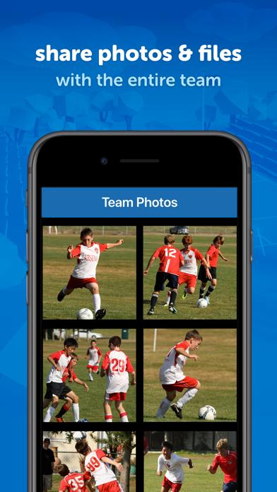 TeamSnap Screenshot