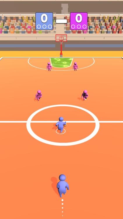 Basket Dunk 3D screenshot-0