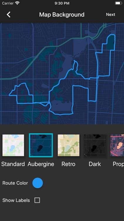 Run Photo - for Garmin, Strava screenshot-7