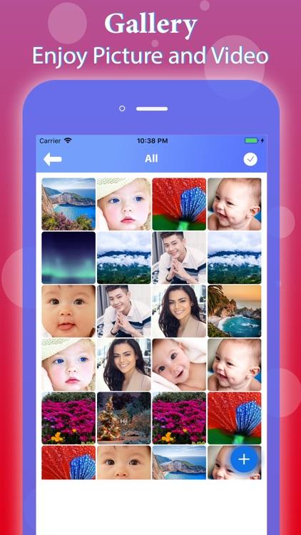 Lock - Hide Photos, Note & App screenshot-5