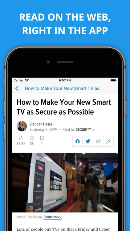 Newsify: RSS Reader screenshot-5