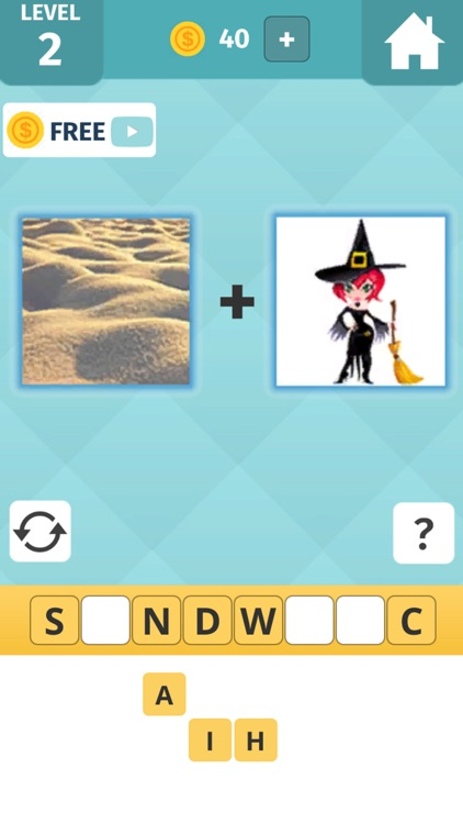 Guess The Word Picture Puzzle screenshot-4