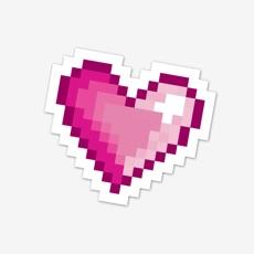 Activities of Pixlz - pixel art stickers