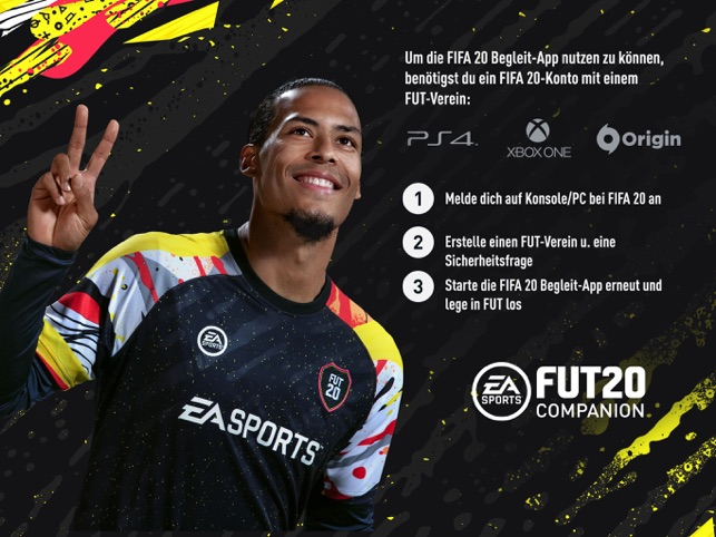 ‎EA SPORTS™ FIFA 20 Companion Screenshot