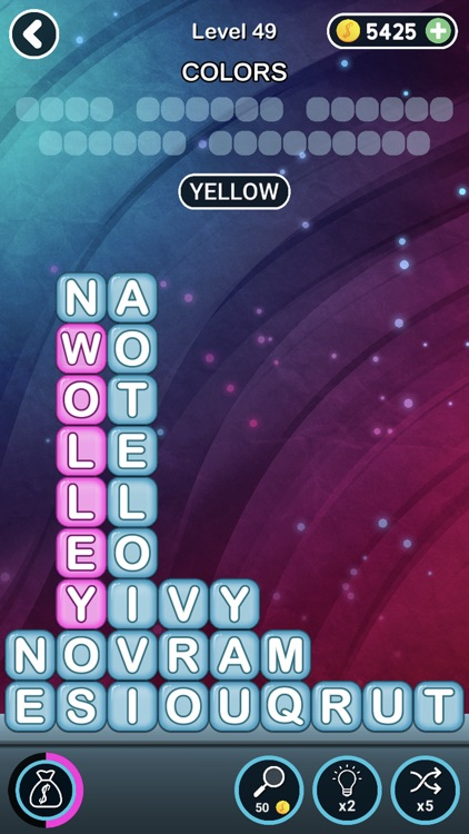 Word Blocks Connect Stacks screenshot-6