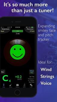 TonalEnergy Tuner & Metronome iphone images