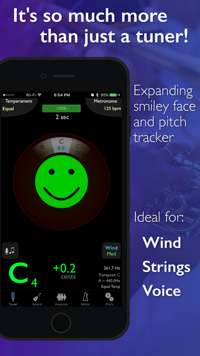 download TonalEnergy Tuner & Metronome apps 4