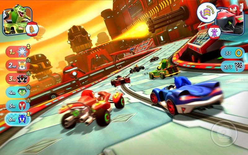 Sonic Racing screenshot 1