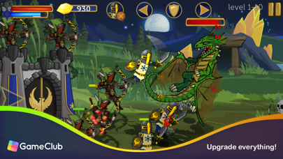 Legendary Wars: TD + RTS + RPG screenshot 4