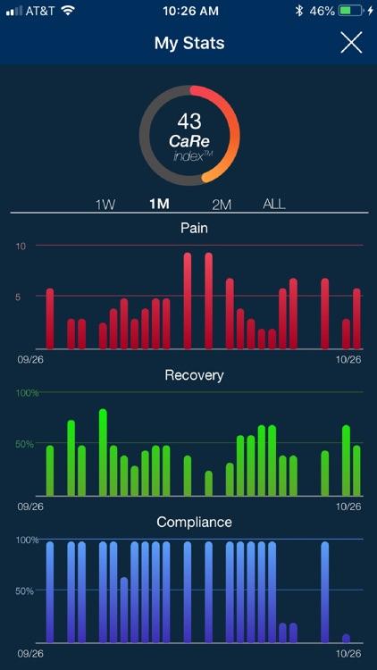 FYZICAL Patient App screenshot-5