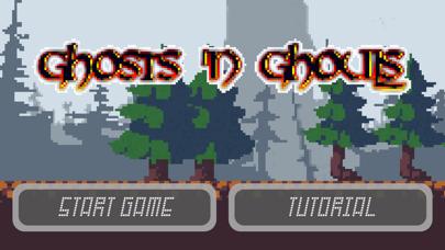 Ghosts n Ghouls screenshot 1
