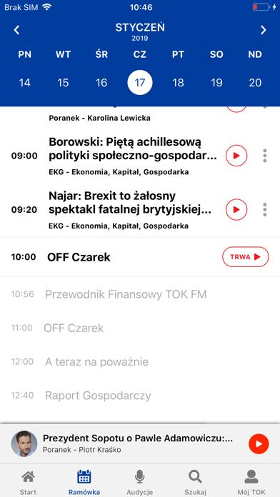 TOK FM - Radio i Podcastyのおすすめ画像2