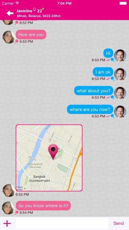 ThaiJoop - Thai Dating screenshot-4