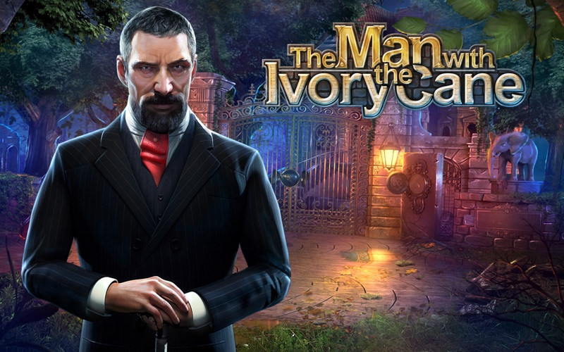 Man with the Ivory Cane (Full) for Mac
