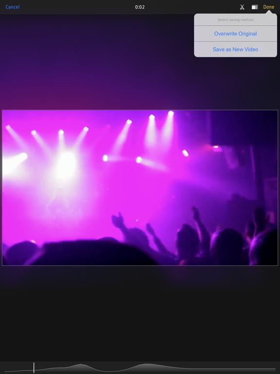 Video Zoom! - Apply Zoom, Crop Screenshots