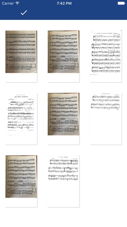 Notation Scanner - Sheet Music screenshot-3