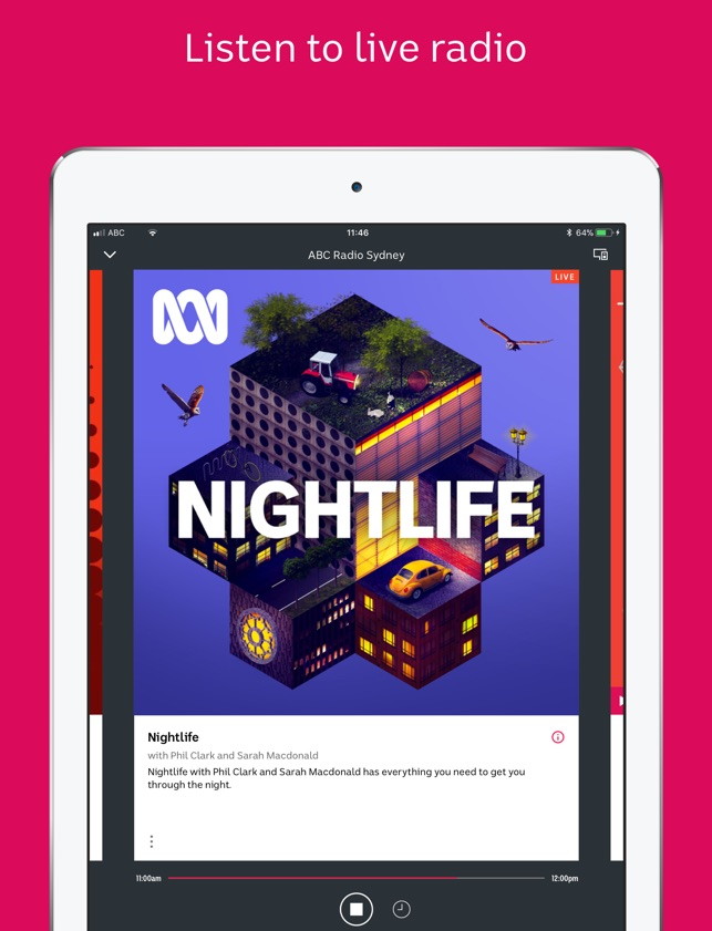 ABC listen on the App Store