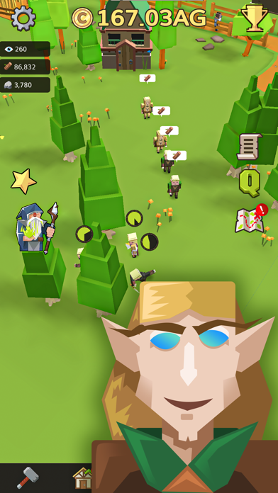 Medieval: Idle Tycoon Clicker screenshot four