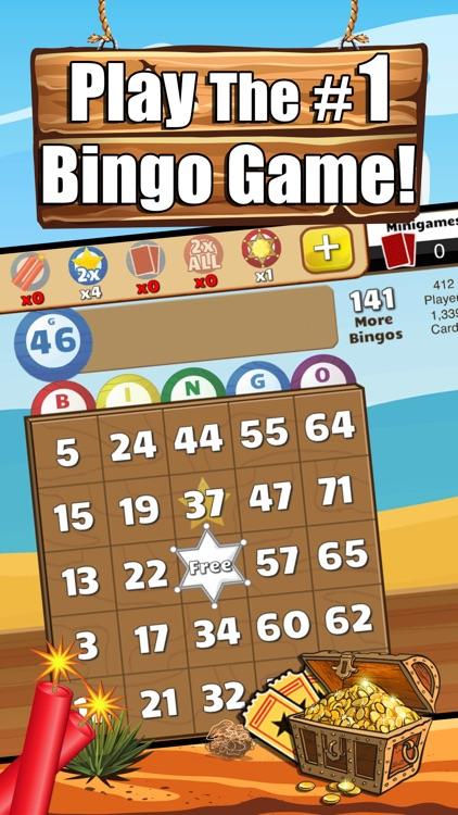 Bingo Showdown – Wild West screenshot-0