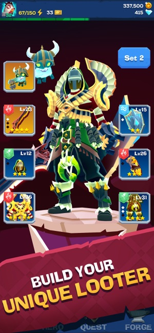 How to hack Mighty Quest For Epic Loot for ios free
