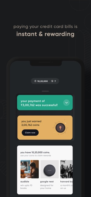 CRED - Pay credit card bills on the App Store