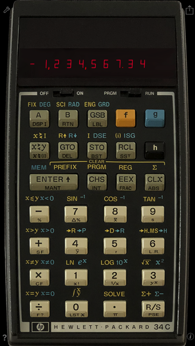 Screenshot for RPN-34 CE in United States App Store