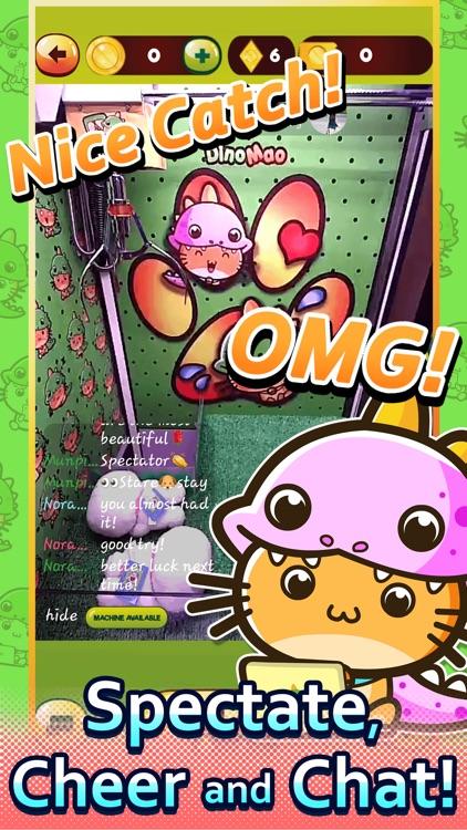 DinoMao-Real Claw Machine Game screenshot-5