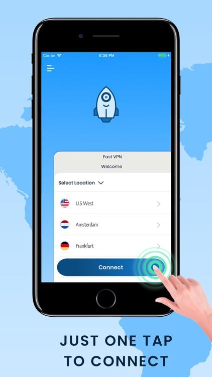 FAST VPN - VPN Proxy for WiFi screenshot-4