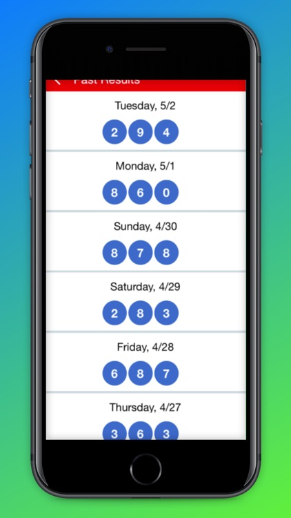 Lottery App & Lotto Results by Leisure Apps