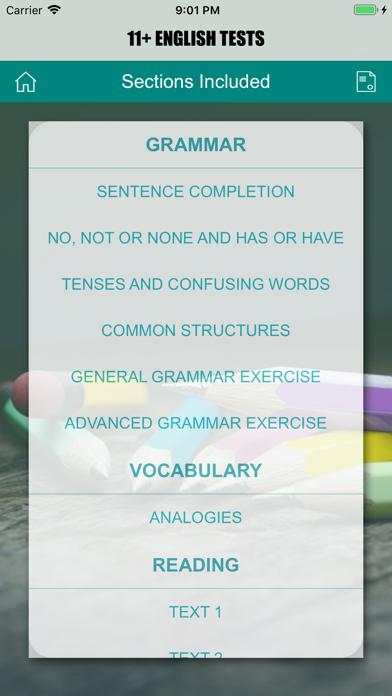 11+ English Exam Question screenshot 9