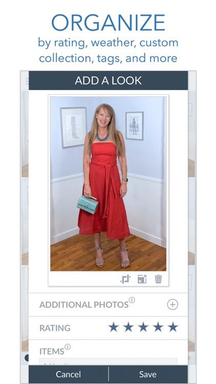 Personal Lookbook | Fashion screenshot-3