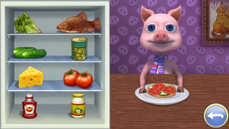 Talking Pocket Piglet screenshot-3