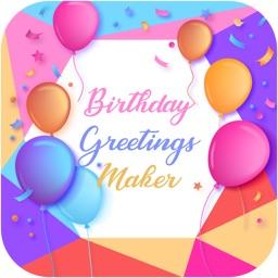 Birthday Greeting Maker
