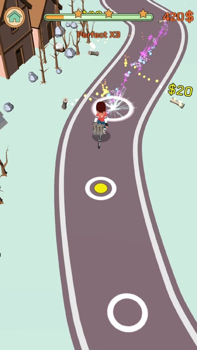 Delivery Boy 3D screenshot 1