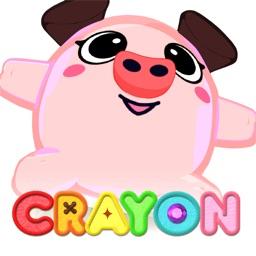 Smile Toy : Magic Crayon