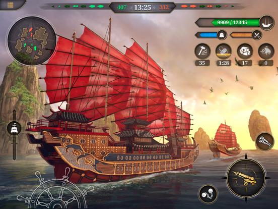 King of Sails: Ship Battle screenshot 11