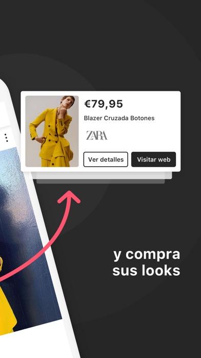 Screenshot for 21 Buttons: Red Social de Moda in Spain App Store