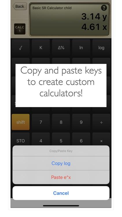 CALC 1 Graphing Calculator screenshot-9