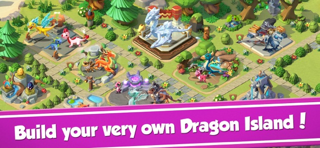 dragon mania legends play online