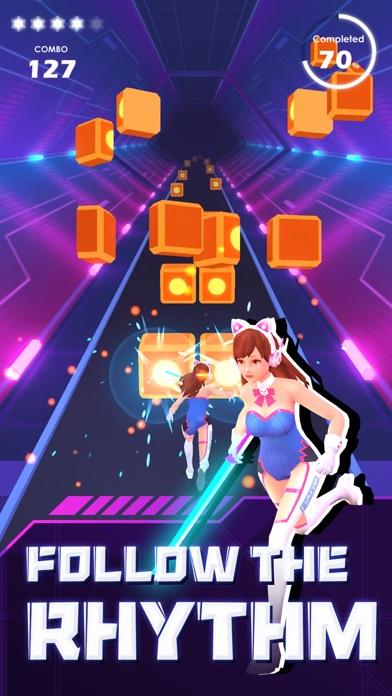 Beat Saber ! - Rhythm Game screenshot 4