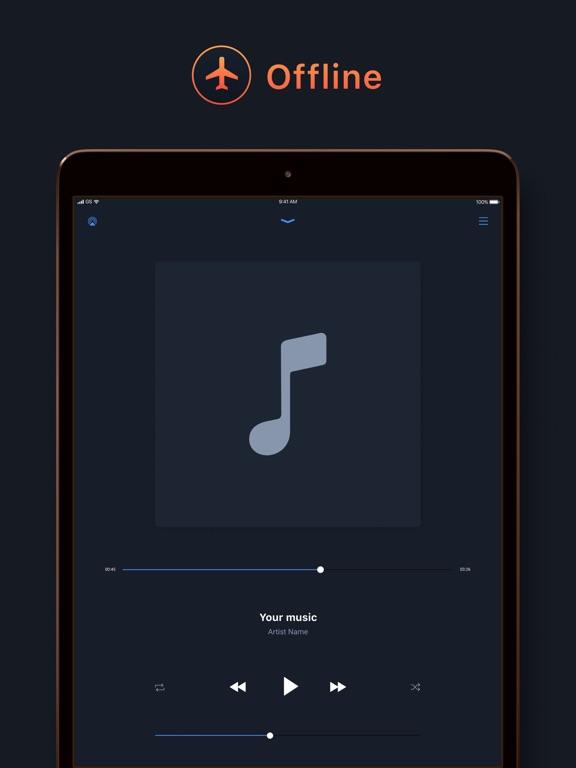 Musique sans wifi - Converter