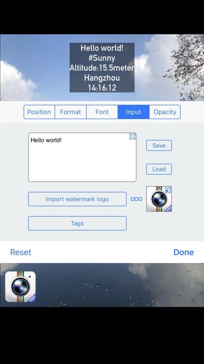 Timestamp Camera Basic screenshot-8