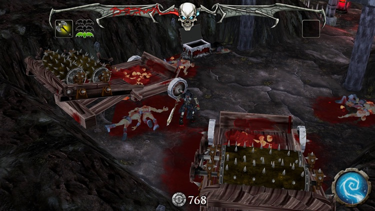 Deathbat (GameClub) screenshot-4