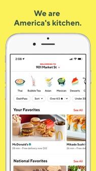 DoorDash - Food Delivery iphone images