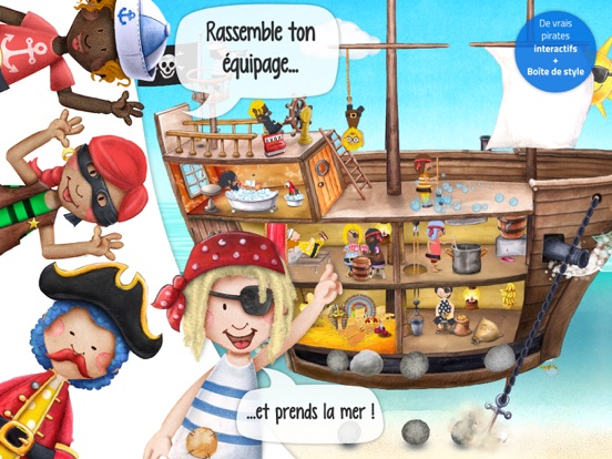 Screenshot #4 pour Mini Pirates