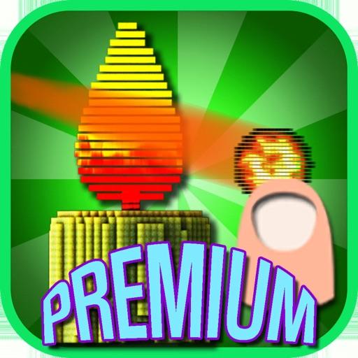 Physics Burning Up Premium icon